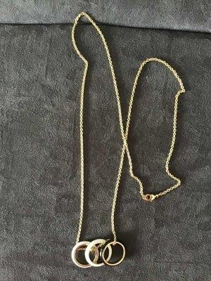 My Collection by Swarovski Halskette mit Änhänger metallmix