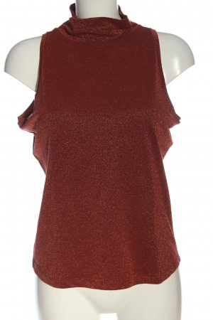 My Diary Neckholder Top red casual look