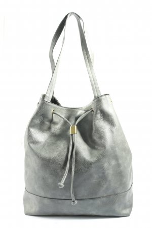 My Funky Bags Pouch Bag light grey casual look