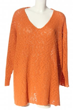 My Line V-Ausschnitt-Pullover