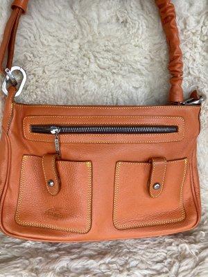 0039 Italy Handtas oranje
