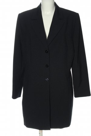 My Own Heavy Pea Coat black business style