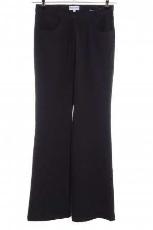 My Own Culottes schwarz Casual-Look