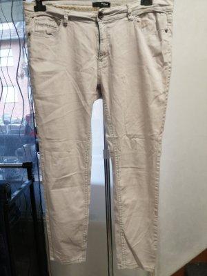 My Own Pantalón de tubo gris claro