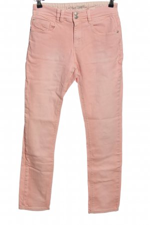 My Own Jeans stretch rose style décontracté