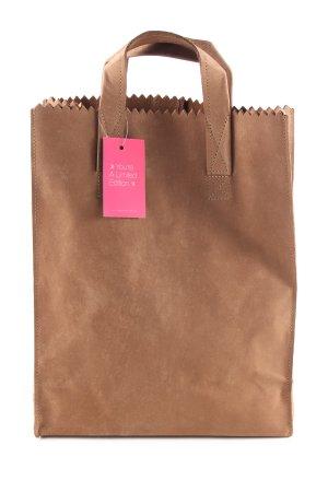 Shopper braun Casual-Look