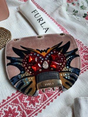 My Play Furla - Metropolis Flap, Frühling/Sommerkollektion 2020, goldene Hardware
