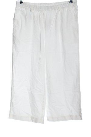 MYBC Pantalone palazzo bianco stile casual
