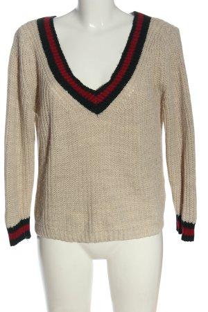 myhalys V-Ausschnitt-Pullover