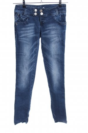 Mymo Low Rise Jeans blue casual look