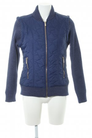 Mymo Outdoorjacke blau Casual-Look