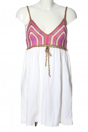 Mymo Pinafore dress multicolored casual look
