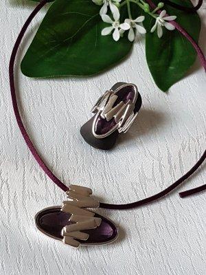 Mystischer Pierre Lang Anhänger mit passendem Ring (Set)
