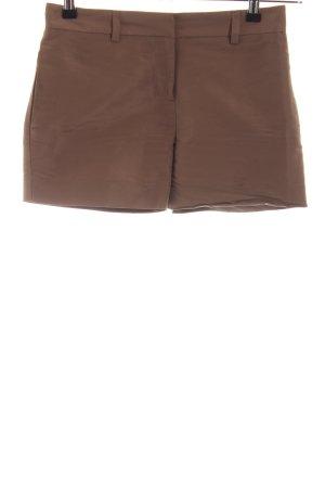 N°21 Szorty z wysokim stanem brązowy W stylu casual