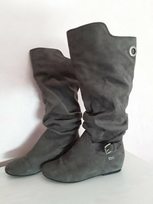 Wide Calf Boots anthracite-dark grey