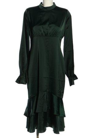 NA-KD Abendkleid grün Elegant