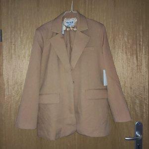 NA-KD Tailleur pantalone color carne-beige Poliestere