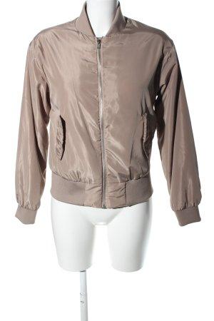 NA-KD Blouson bronzefarben Casual-Look