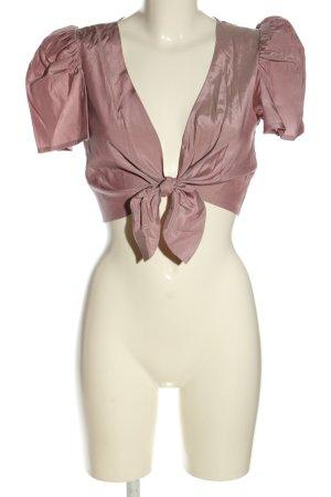 NA-KD Blusenjacke pink Casual-Look