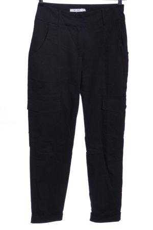 NA-KD Pantalón de camuflaje negro look casual