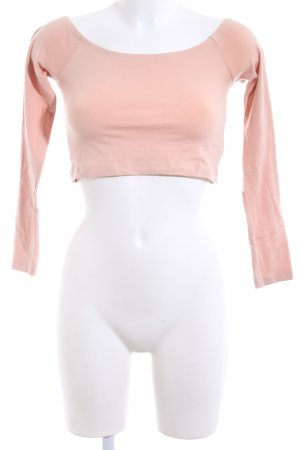 NA-KD Cropped Shirt nude Casual-Look