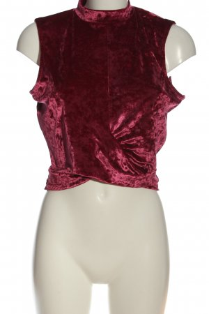 NA-KD Cropped top rood casual uitstraling