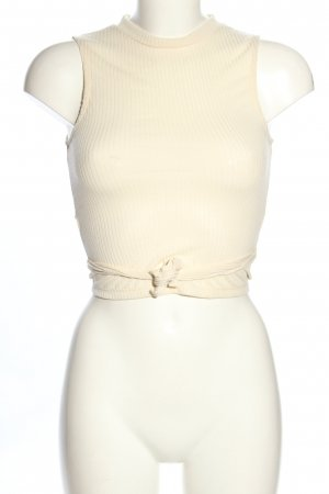 NA-KD Cut Out Top white casual look