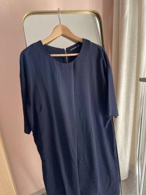Rut & Circle Shirt Dress dark blue