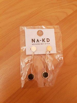 NA-KD Gold Ohrringe