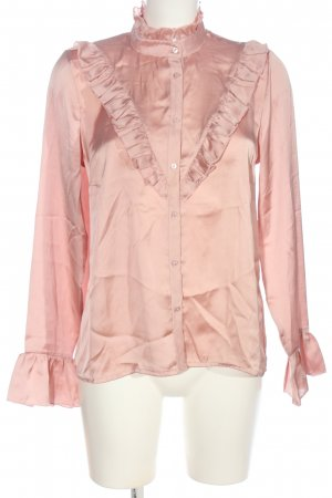 NA-KD Hemd-Bluse pink Casual-Look