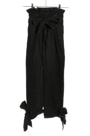 NA-KD High Waist Jeans schwarz Casual-Look