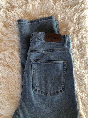 NA-KD Highwaist Jeans
