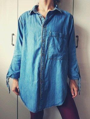 Na-kd jeans bluse hemd gr s 36