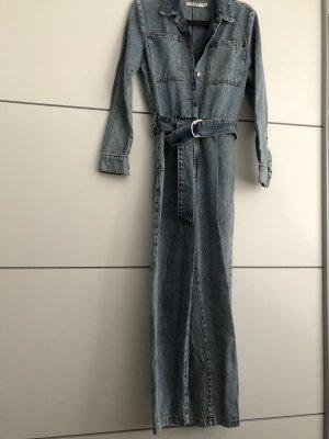 NA-KD Jeans Jumpsuit