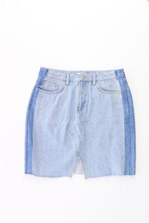 NA-KD Jeansrock Größe 40 blau aus Baumwolle