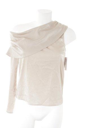 NA-KD Langarm-Bluse altrosa Elegant