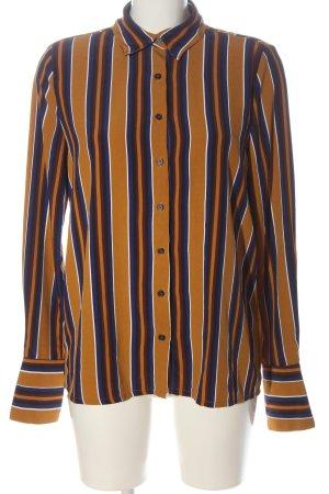 NA-KD Camicia a maniche lunghe multicolore Poliestere