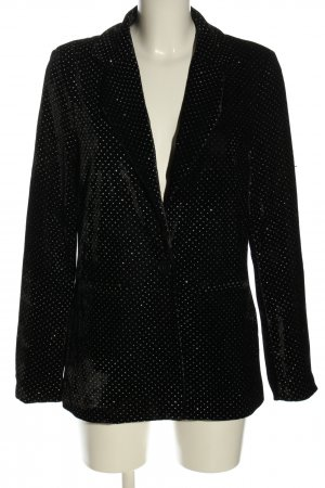 NA-KD Long-Blazer schwarz Business-Look
