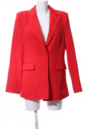 NA-KD Long-Blazer rot Business-Look