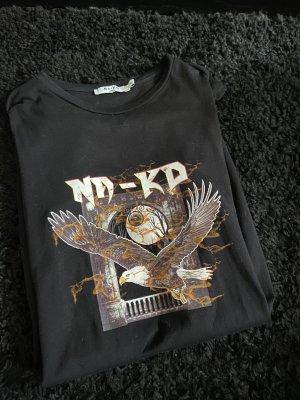 NA-KD Longshirt/Kleid