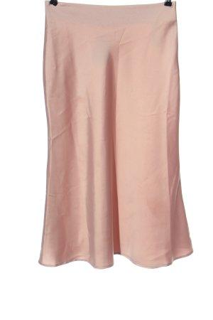 NA-KD Spódnica midi różowy Elegancki