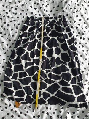 na-kd Midirock Giraffenprint neu!!