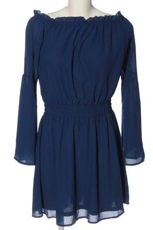 NA-KD Minikleid blau Casual-Look