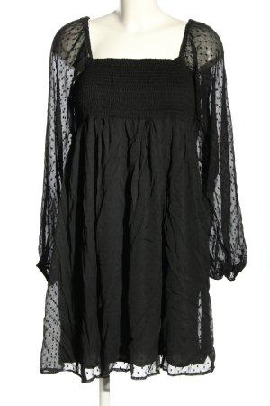 NA-KD Minikleid schwarz Elegant