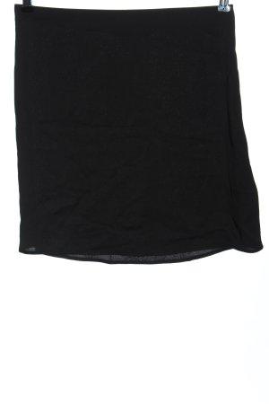 NA-KD Minirock schwarz klassischer Stil