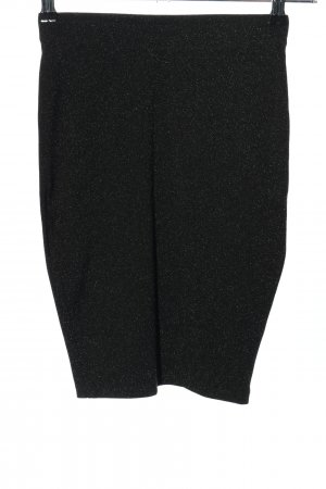 NA-KD Stretch Skirt black elegant