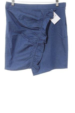 NA-KD Minirock blau Casual-Look