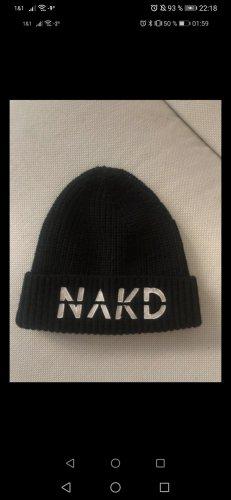 NA-KD Cappello in tessuto nero