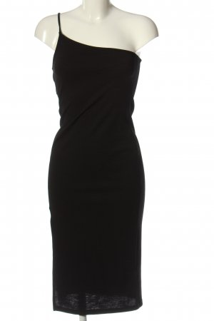 NA-KD One Shoulder Dress black casual look