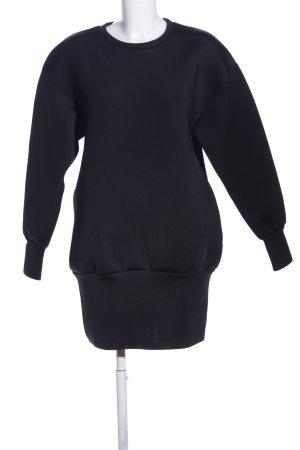 NA-KD Pulloverkleid schwarz Casual-Look